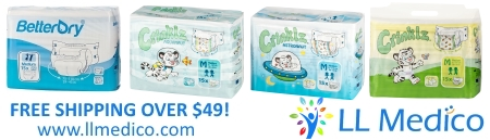 LL Medico Diapers and More