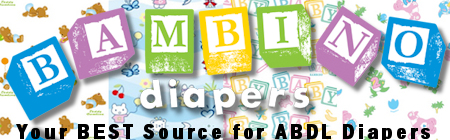 Bambino Diapers - ABDL Diaper Store